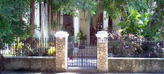 Casa Dra Flora Roca Havana
