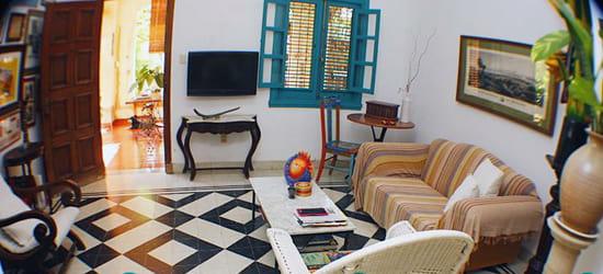 Saida Homestay Habana Cuba